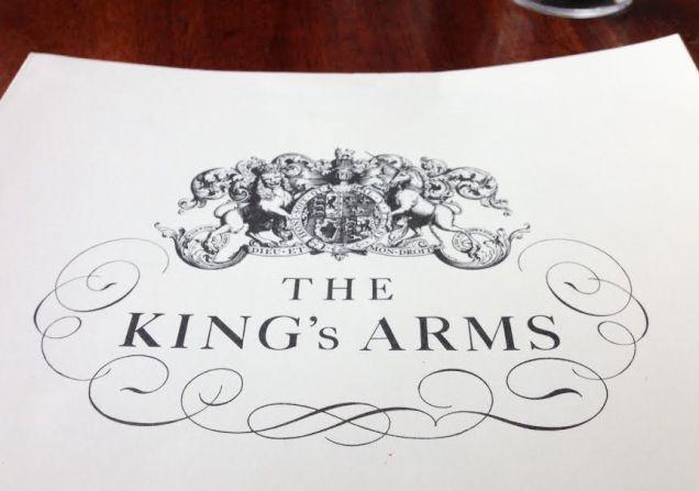 Kings Arms Colonial Williamsburg