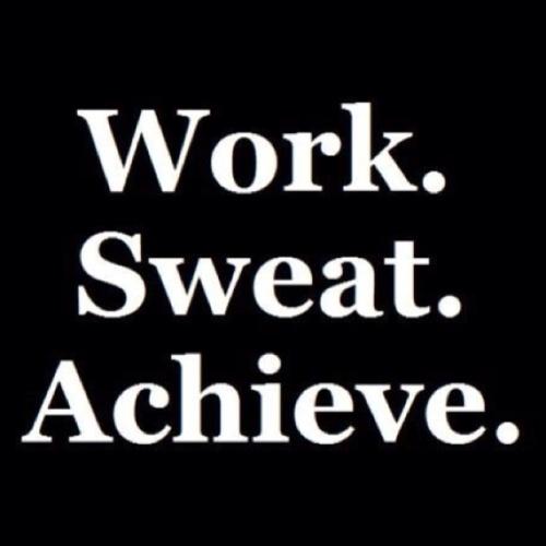 WorkSweatAchieve