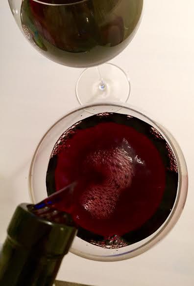 Olivia Pope glass