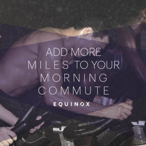 Equinox spin class