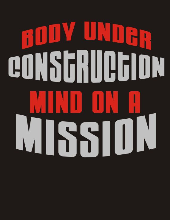 body under constuction