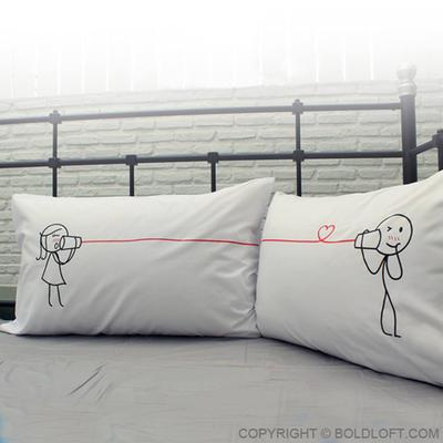 long distance pillow cases