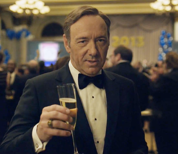 House of Cards Season 3 drinking game
