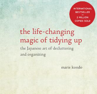 life changing magic of tidying up