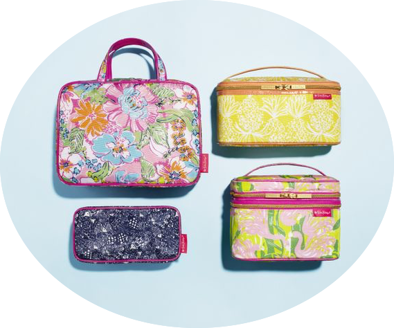 Target Lilly Pulitzer beauty lookbook