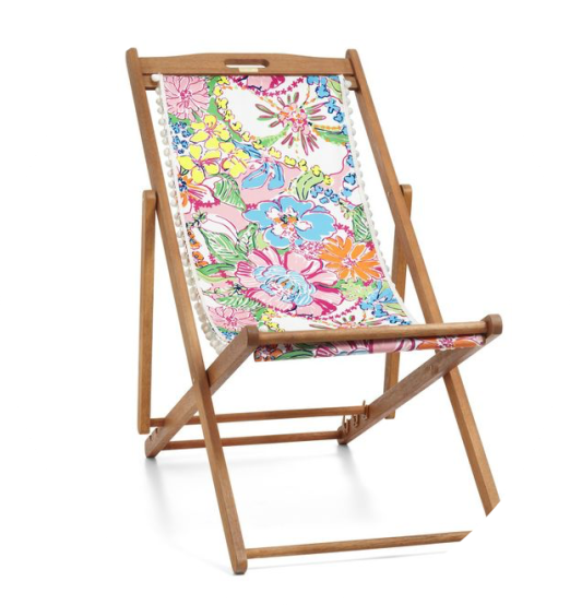 Target Lilly Pulitzer home chair