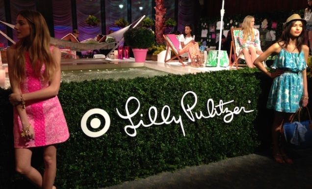Target Lilly Pulitzer line
