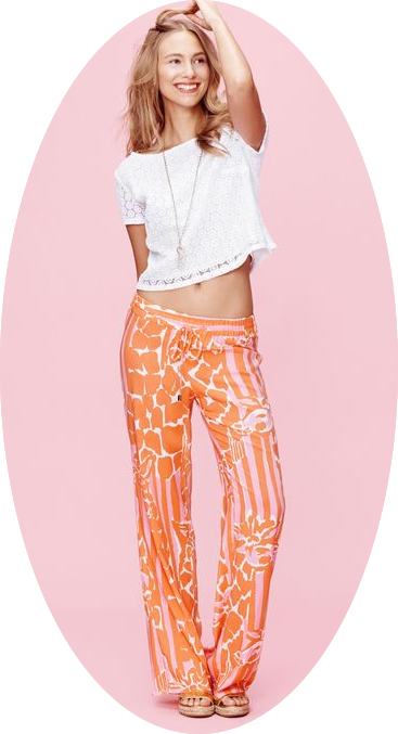 Target Lilly Pulitzer pants