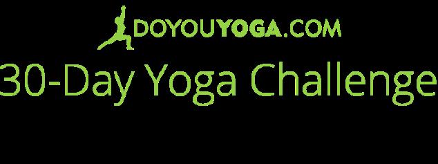 30 day yoga challenge Erin Motz