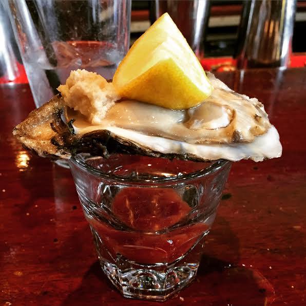 oyster shooter j paul georgetown