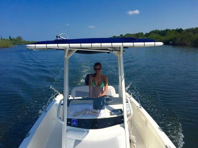 little gasparilla boating