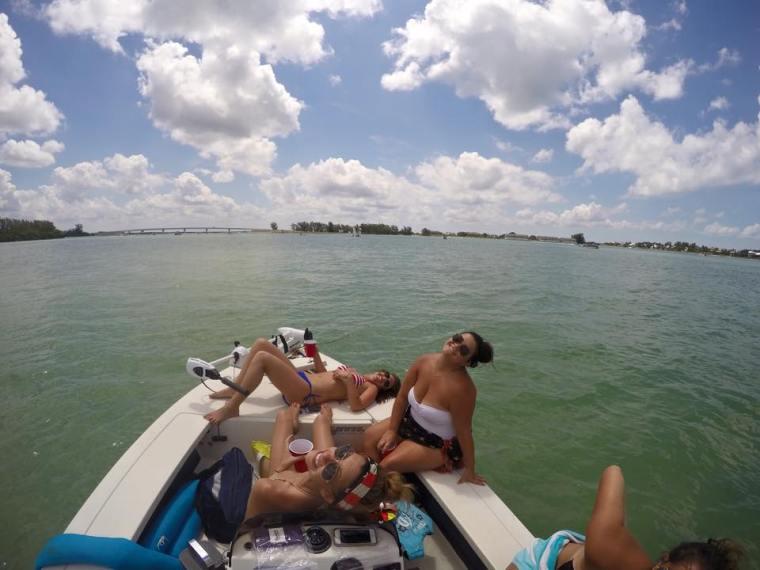 little gasparilla island boat