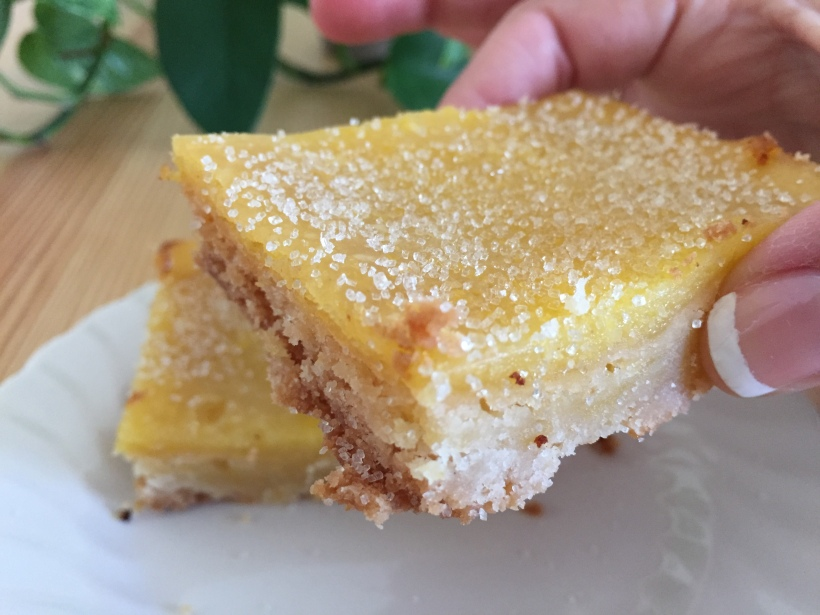 simple lemon bar recipe