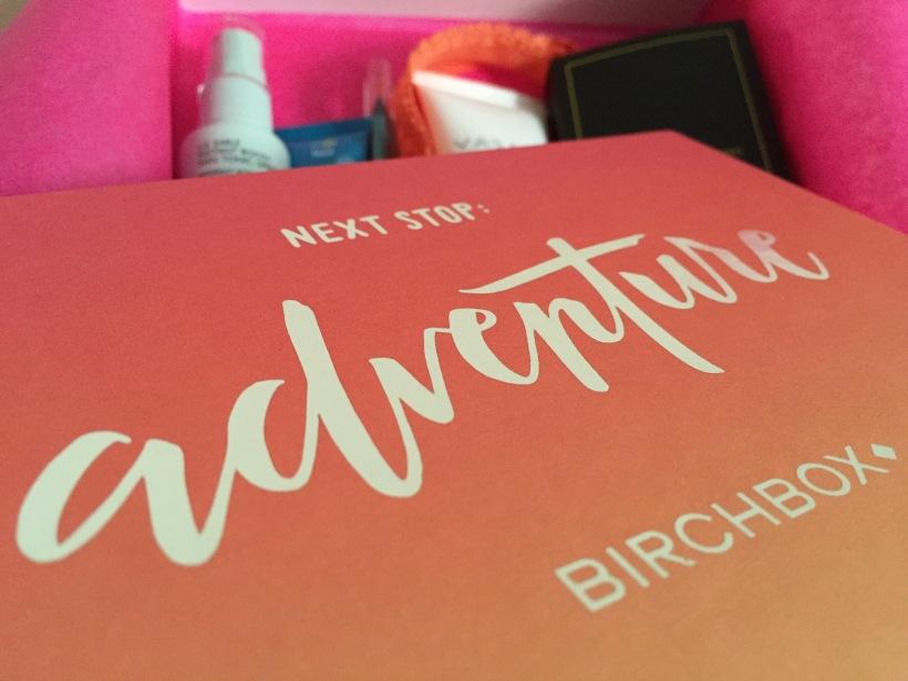 June Birchbox adventure
