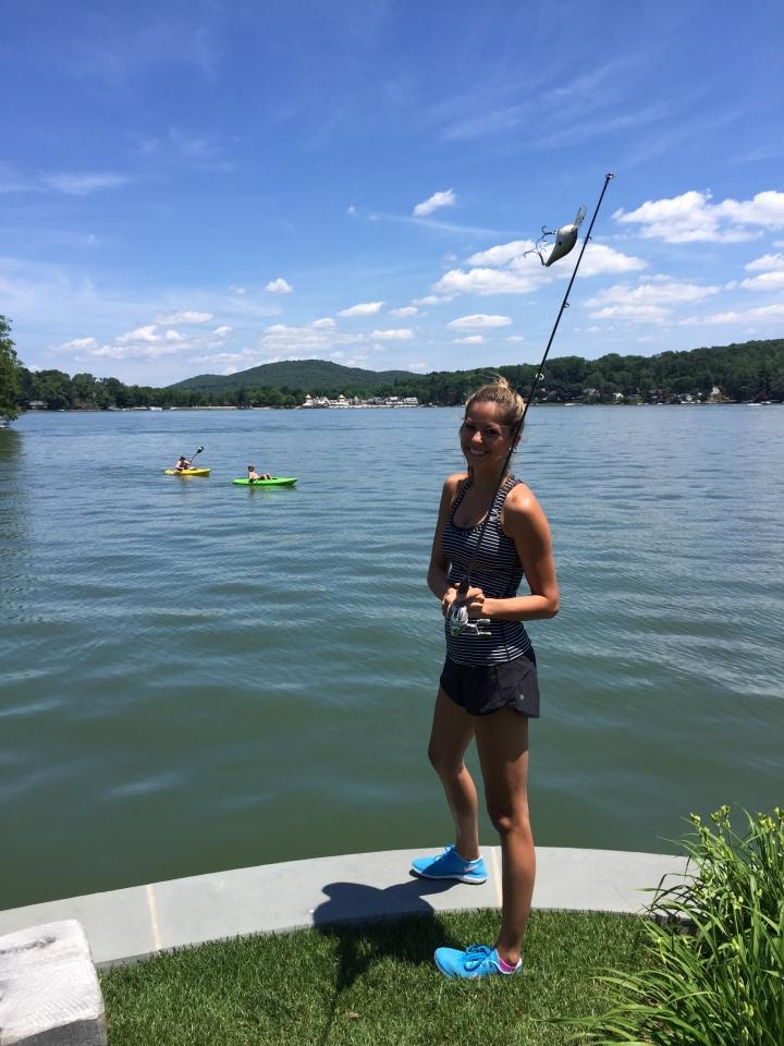 lake mohawk fishing