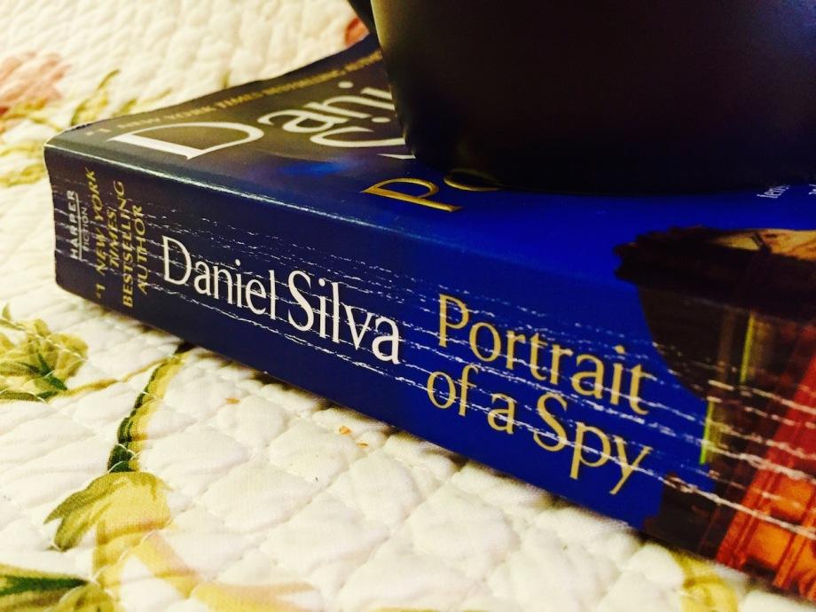 Daniel Silva Portrait of a Spy