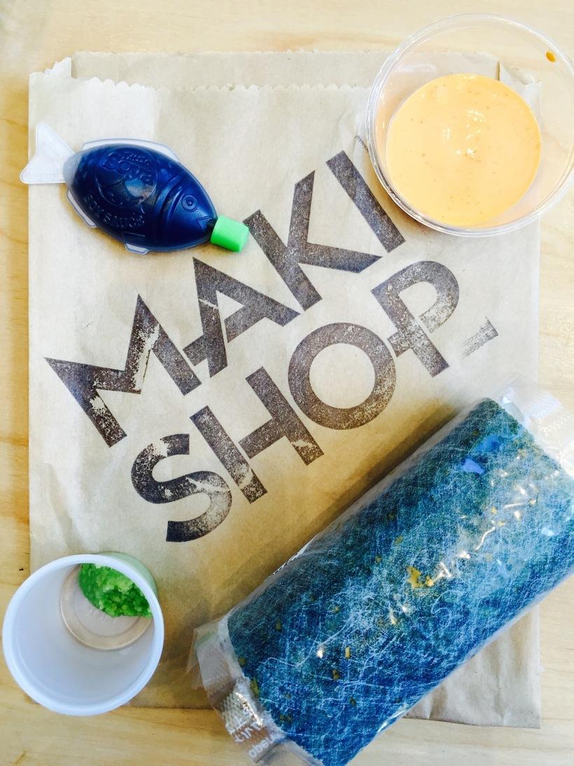 Maki Shop dc roll