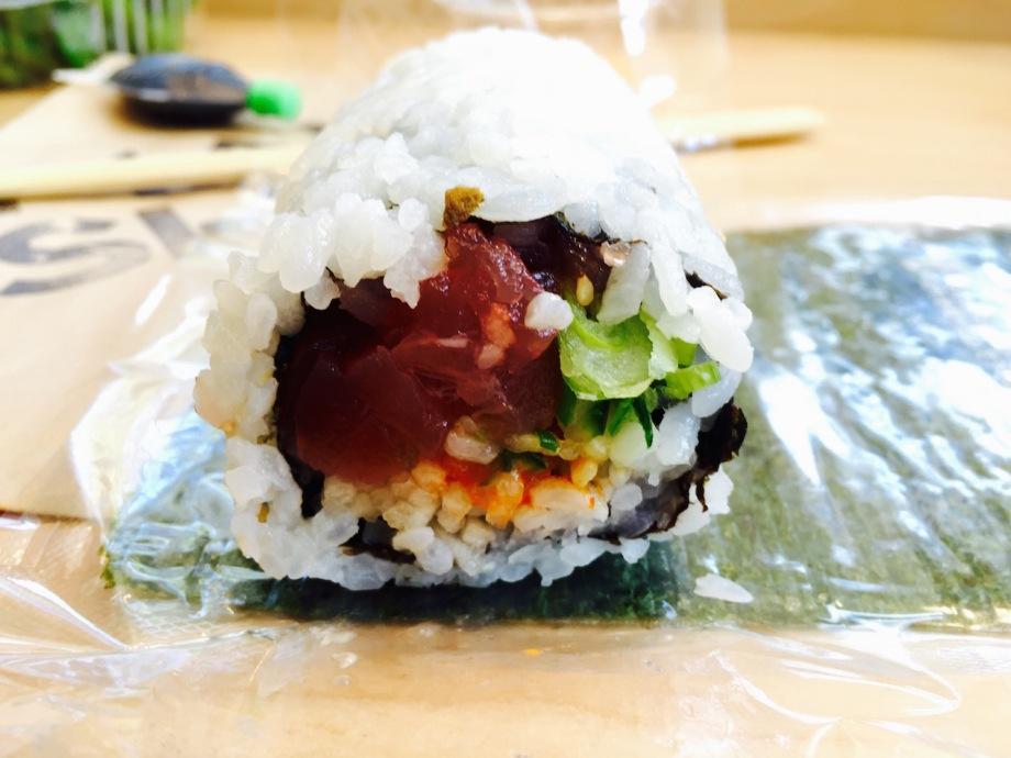 Maki Shop roll up