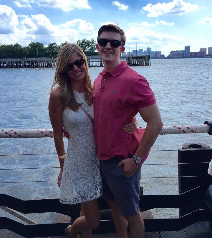 NYC adn the boyfriend